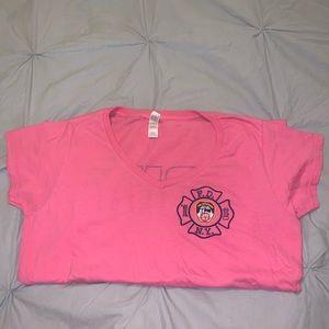 New York Fire Department Ladies shirt